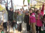 Акции Чистый школьный двор. чистый город